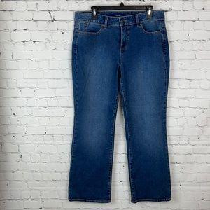 Talbots Curvy Petite Jeans